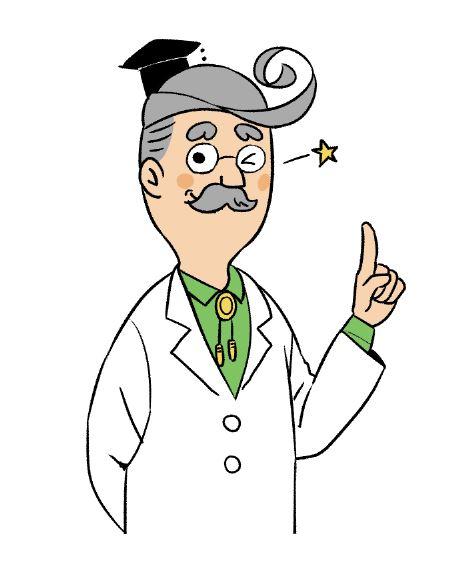博士ウインク