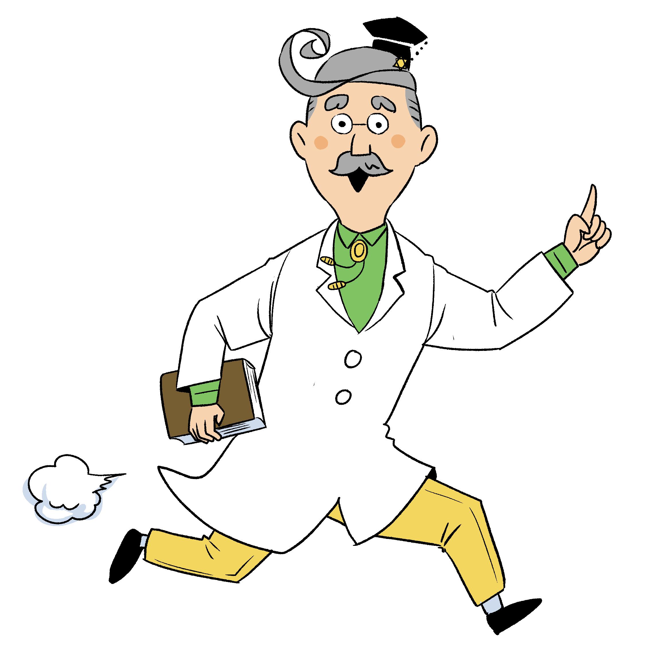 博士割り込み