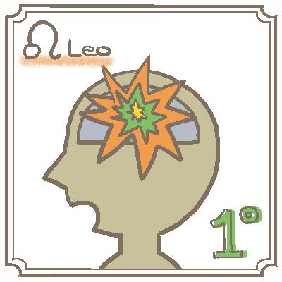 サビアンシンボル獅子座_001