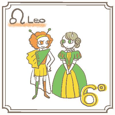 サビアンシンボル獅子座_006