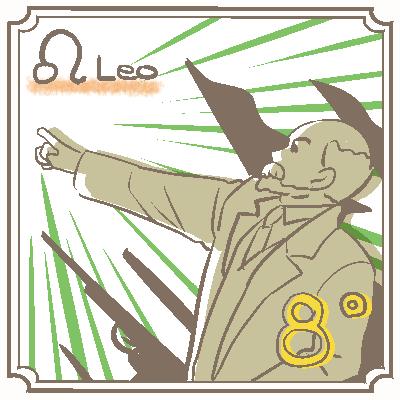 サビアンシンボル獅子座_008