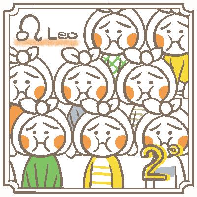 サビアンシンボル獅子座_002
