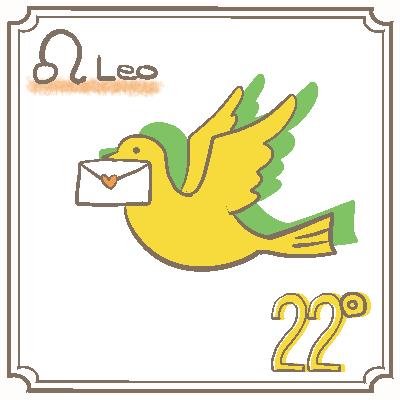 サビアンシンボル獅子座_022