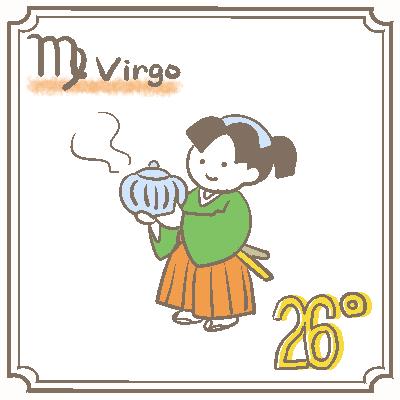 サビアンシンボル乙女座_026