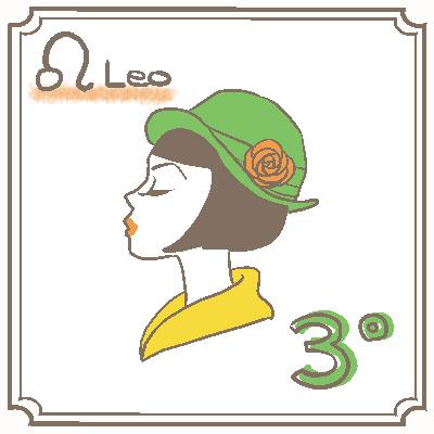 サビアンシンボル獅子座_003